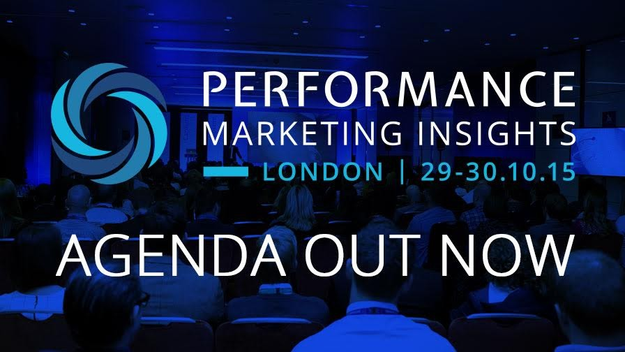 Agenda for Performance Marketing Insights: London Goes Live