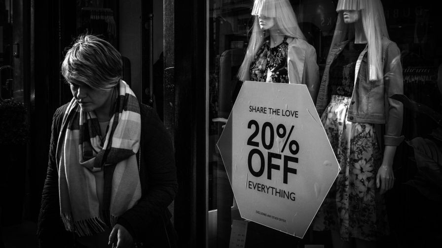 85% of UK Consumers Seek 'Some Sort' of Discount