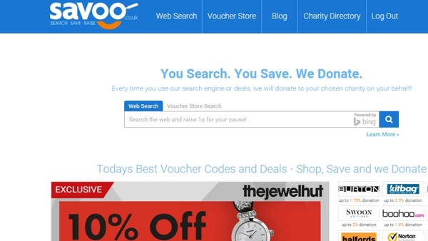 Savoo.co.uk Rebrands Into Online Fundraising Platform