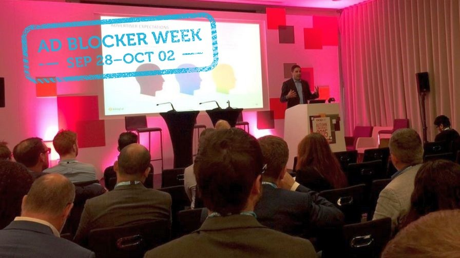 AOP Autumn Conference: Asking the Experts Where We're at with Ad-Blockers