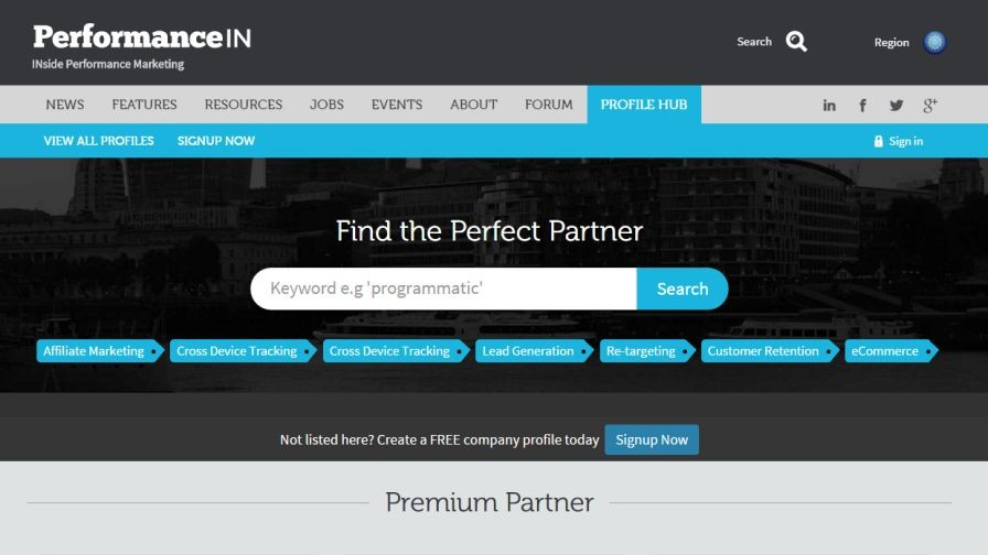 PerformanceIN Launches Profile Hub