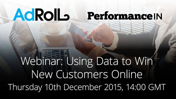 PI and AdRoll Join Forces for Webinar on Customer Acquisition