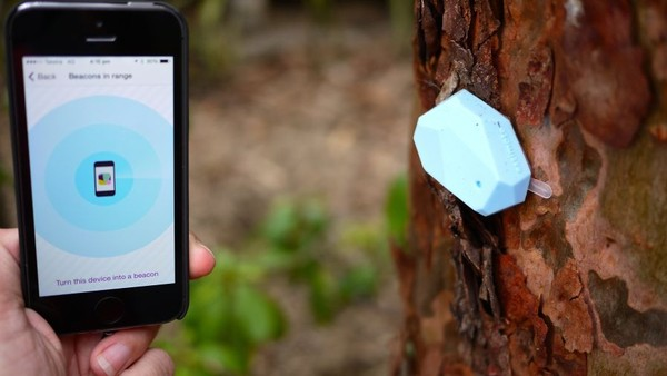 IBeacons Face a Frosty Reception in UK