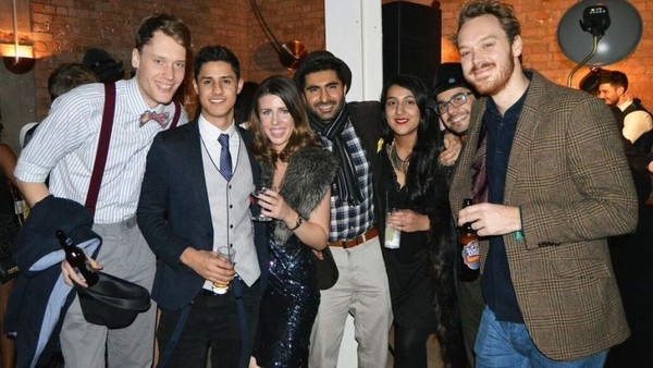 INside Events: Yieldify's Prohibition Party