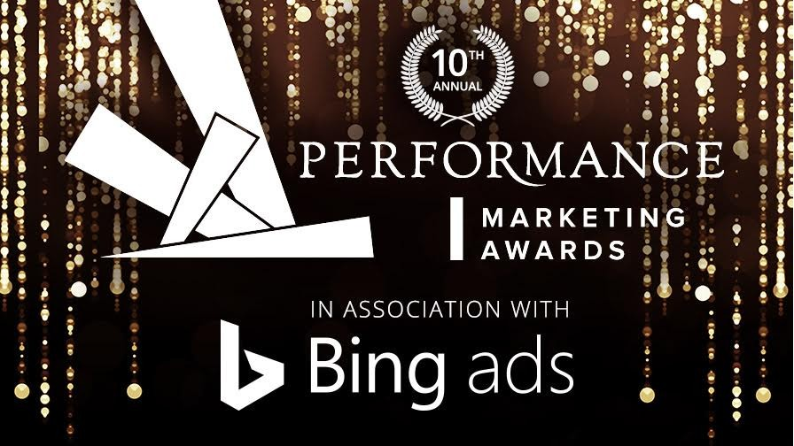 Bing Ads to Sponsor 10th Annual Performance Marketing Awards