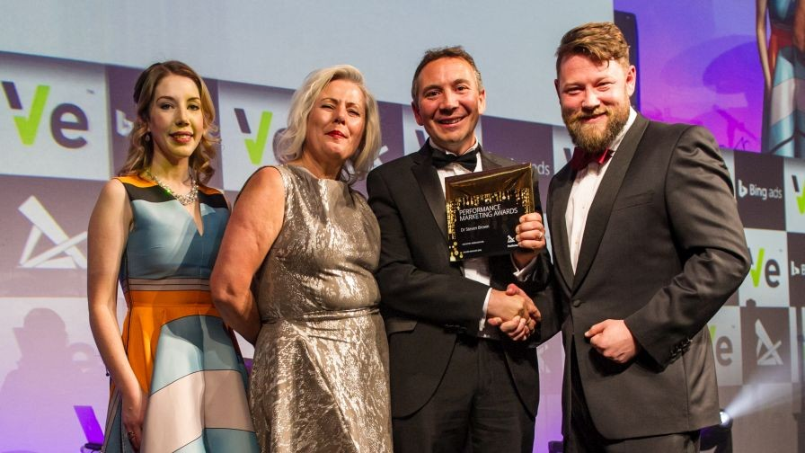 PMA Winners' Stories: Steven Brown Claims Industry Ambassador on Special Night for Awards