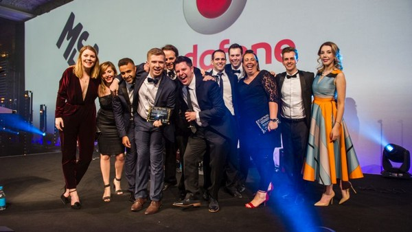 PMA Winners' Stories: MEC & Qriously Land Grand Prix Prize for Vodafone 4G Campaign
