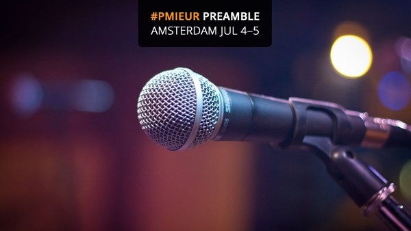 PMI: Europe 2016 Drops First List of Speakers
