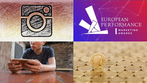 Full Shortlist for European PMA, Most Costly US Keywords and Instagram's Audience