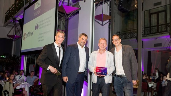 EPMA Winners: Affilinet is Publishers' Choice of Network in Germany