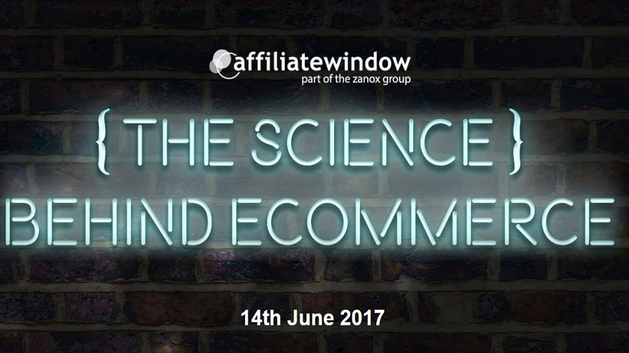 INside Events: Affiliate Window Presents The Science Behind Ecommerce