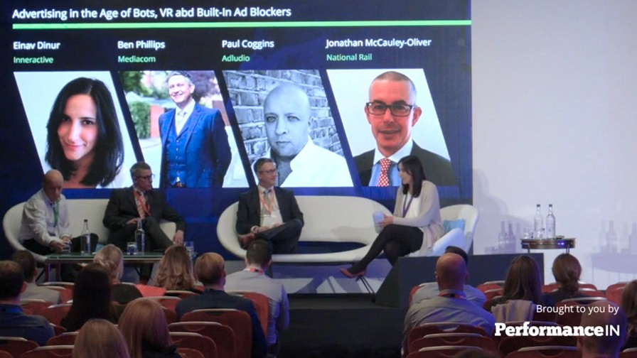 Watch: VR, Ad Blocking and the Effect New Tech Has on Digital Marketing