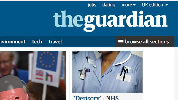 The Guardian Sues SSP Rubicon Project Over Programmatic Fee Dispute