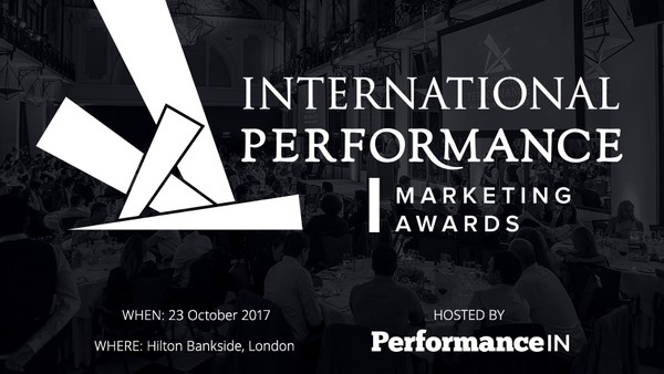 International Performance Marketing Awards to Arrive in 2017