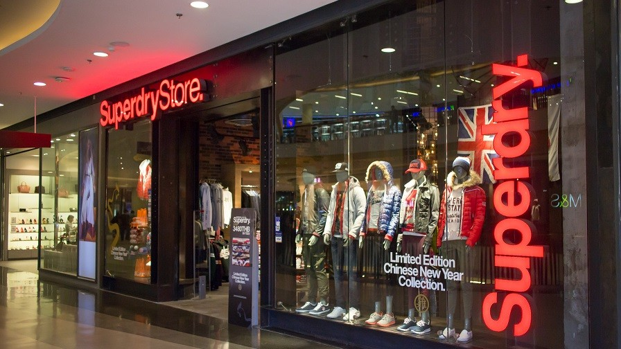 Superdry Australia Launches Exclusively with Awin