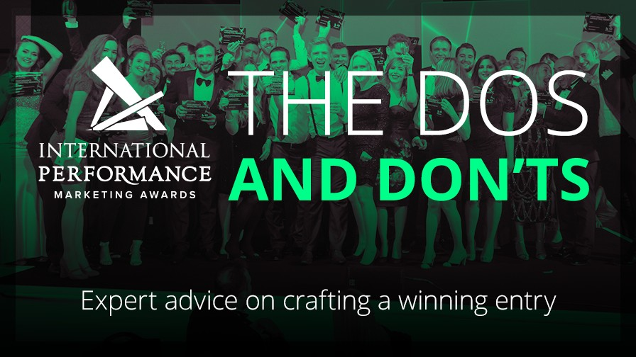 Create a Winning Entry for the First International Performance Marketing Awards