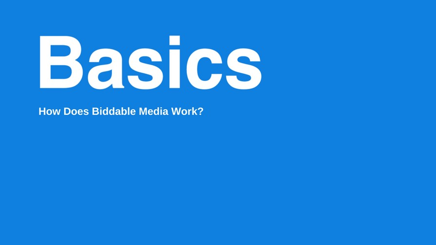 How Does Biddable Media Work?
