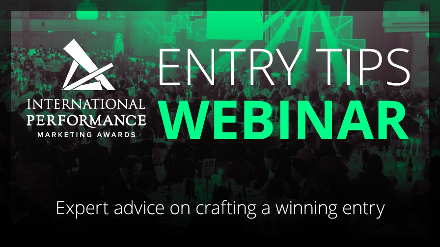 The IPMA Entry Tips Webinar is Now Available to Watch Again
