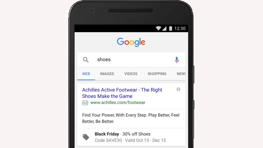 Google Quietly Enters Voucher Code Space as Holiday Season Begins