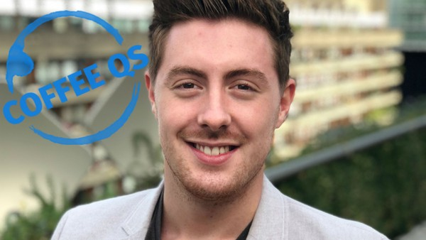 Coffee Qs: Christopher Baldwin, Head of Marketing at Selligent