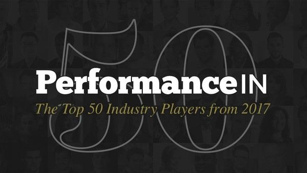 PerformanceIN 50 List of Top Performance Marketers in 2017 Launched