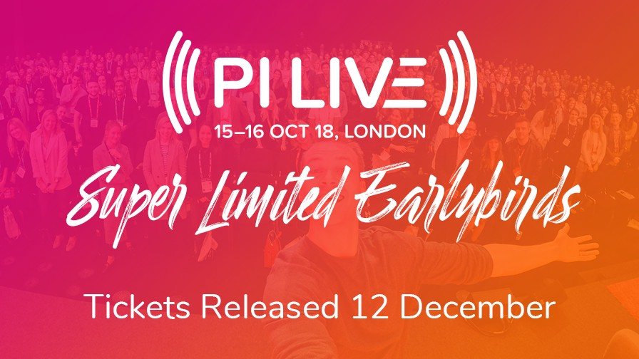 "Earlybird Tickets Available Soon for PI LIVE's ""Bigger and Better"" 2018 Return"
