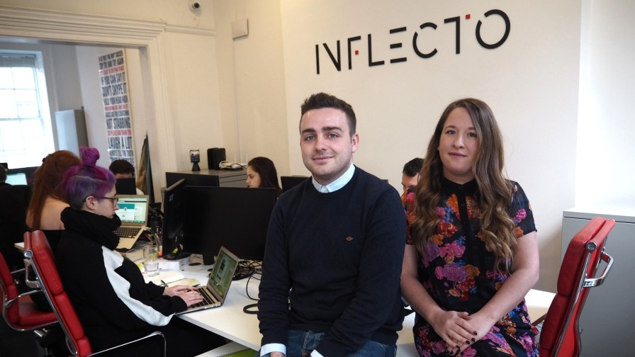 Inflecto Media Bolsters Award Winning Team to Drive Further Expansion