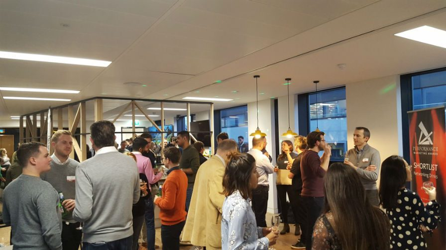 PMA Shortlist Drinks Hosted at Impact Radius UK Headquarters