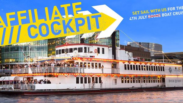 PerformanceIN & Affiliate Cockpit Announce 4th of July Thames Cruise
