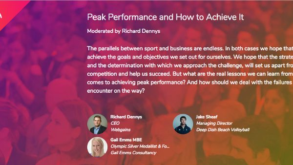 #PILIVE2018: Keynote Session Preview - Peak Performance and How to Achieve It