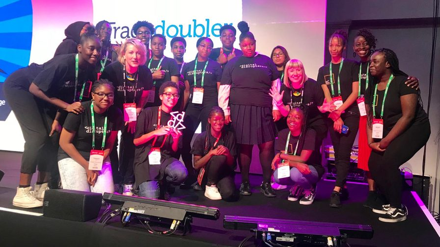 Young Digital Disruptor Winner Announced at PI LIVE 2018