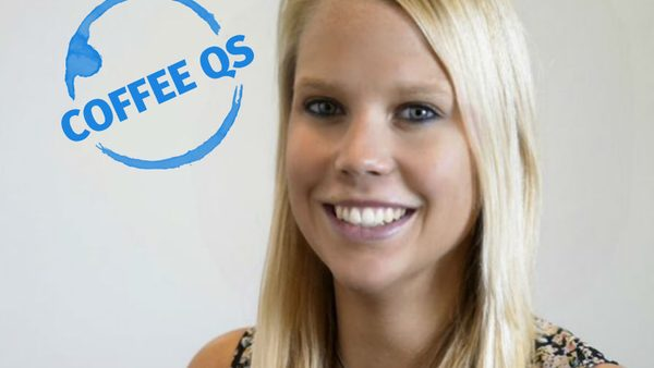Coffee Qs: Cecile Billiet, Webgains