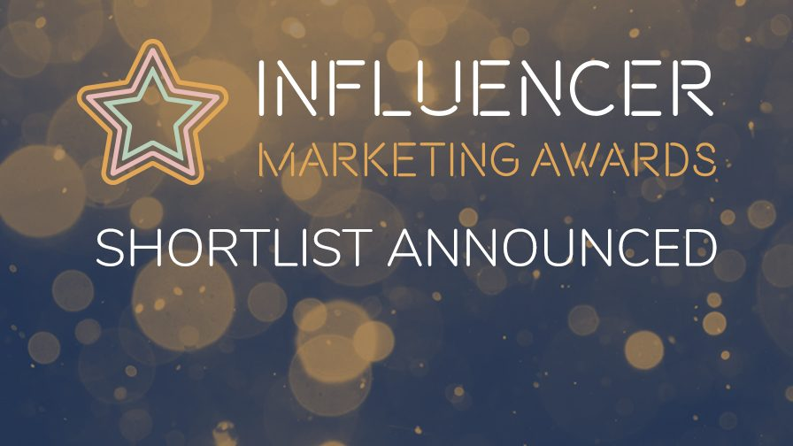 Influencer Marketing Awards Shortlist Announced