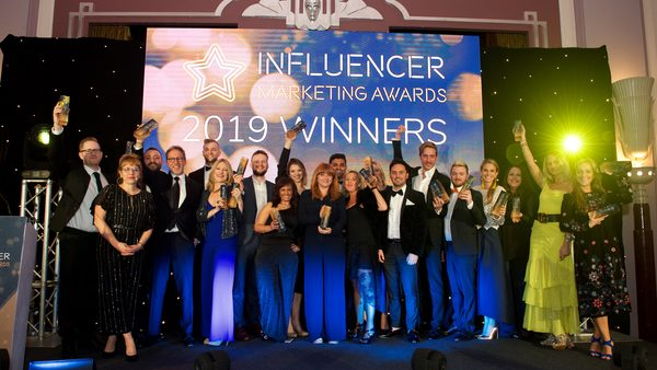 2019 Influencer Marketing Awards Winners Announced