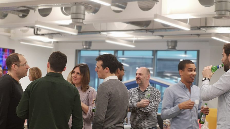 2019 PMA Shortlist Drinks Hosted at Webgains' HQ