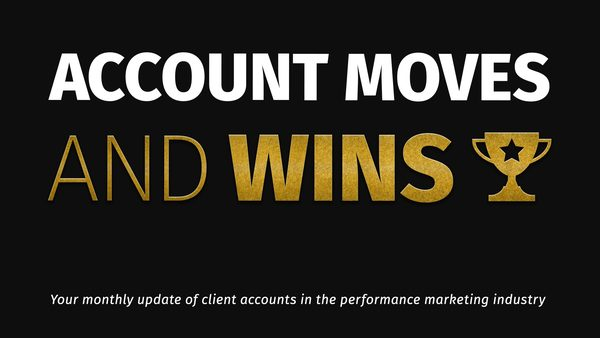 Account Moves & Wins: March/April 2019