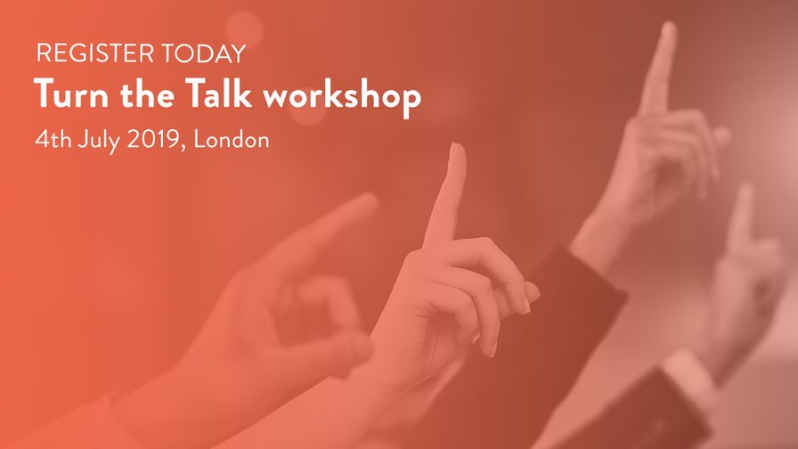 Turn the Talk to Host Free Workshop - Registration Now Open