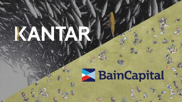 WPP to Sell 60% of Kantar to Bain Capital for $3.1 Billion