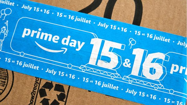 Amazon Hits Record Sales on Prime Day as Retail Apps Suffer