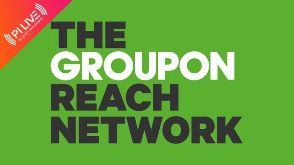 #PILIVE19: Groupon on PI LIVE, Transition and the Voucher Code Ecosystem