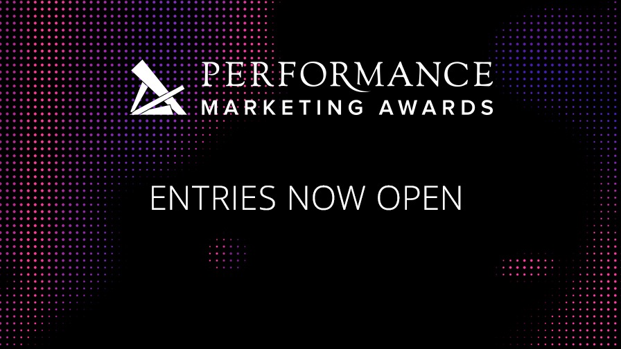 Entries Open for the Performance Marketing Awards 2020