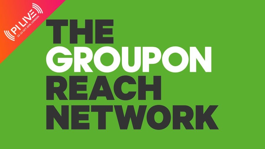 #PILIVE19: Groupon Reach Network on Consumer Behaviour and the Voucher Ecosystem