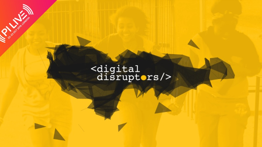 Digital Disruptors 2019 Winners and Future of the Programme