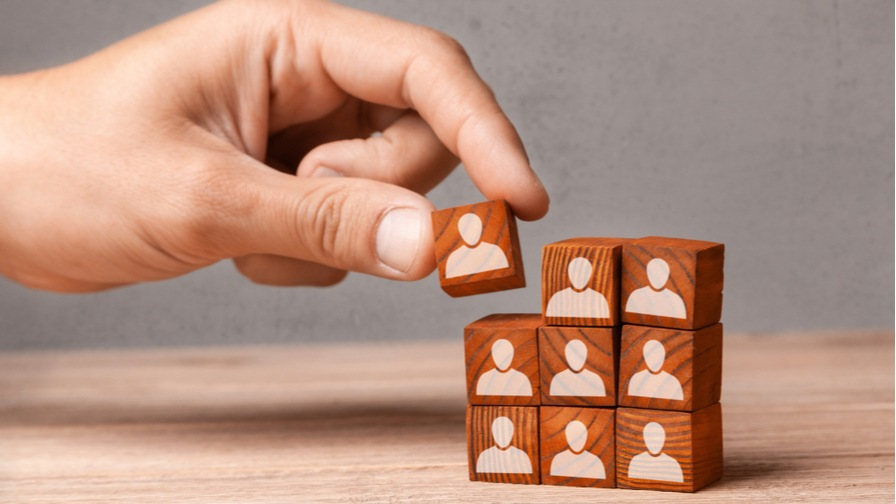 Building a Team for Personalisation