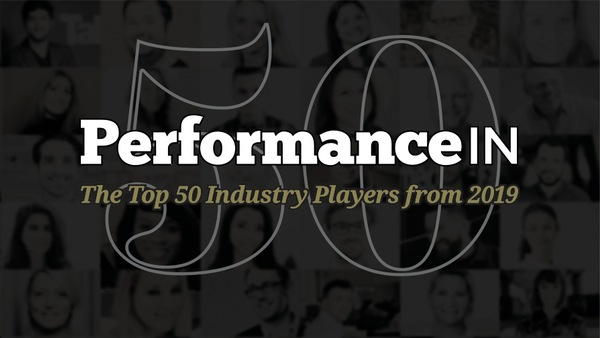 PerformanceIN 50: The Top 50 Industry Players from 2019
