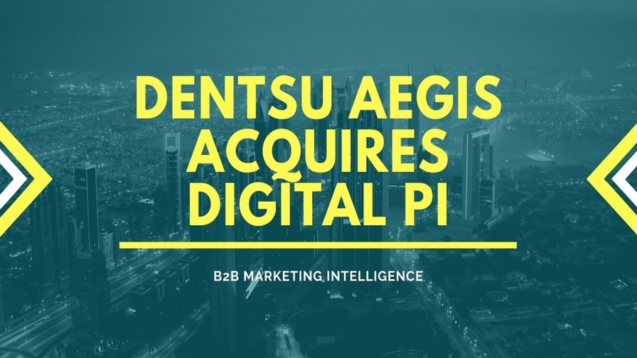 Dentsu Aegis Network Extends Merkle Services with Acquisition of Digital Pi
