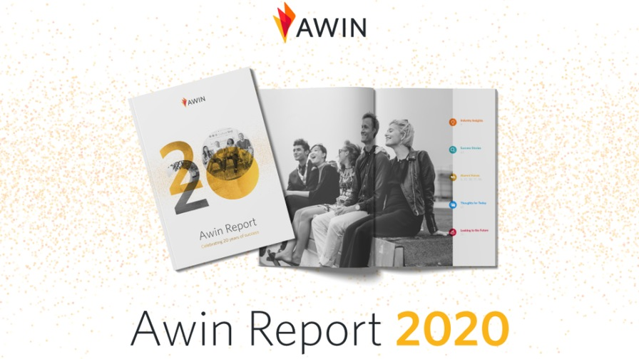 Awin Releases 2020 Affiliate Marketing Report to Mark 20th Anniversary