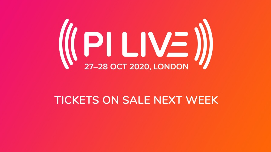 PI LIVE Early-Bird Tickets Go on Sale Next Week