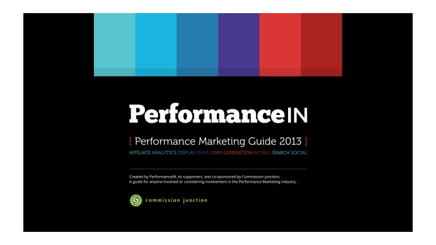 Performance Marketing Guide 2013