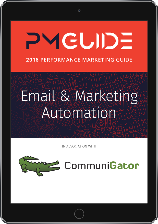 The Guide to Email and Marketing Automation in 2016